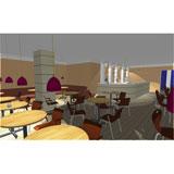 Дизайн интерьеров ресторанов, кафе, баров, фаст-фуд. www.restcon.ru