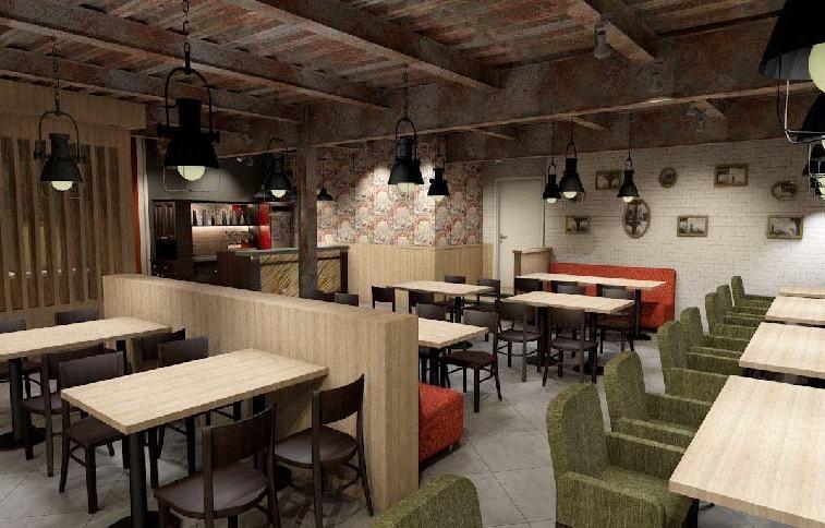 Разработка концепции ресторана